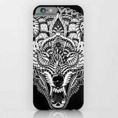 Wolf Head Slim Case iPhone 6