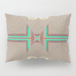 Pallid Minty Pattern 11 Pillow Sham