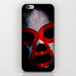 Lucha Libre iPhone Skin