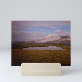 Llyn y Cefn Mini Art Print