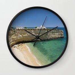 Nossa Senhora da Rocha, Portugal Wall Clock