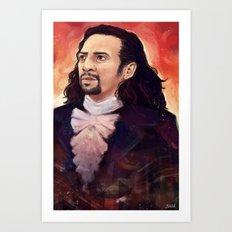 Alexander Art Print