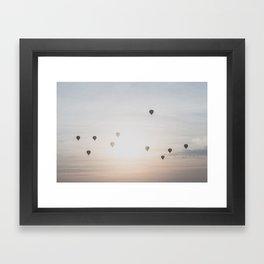 Bagan IX Framed Art Print