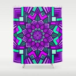 kaleido Shower Curtain