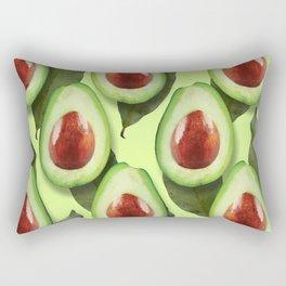Avocado avocados Rectangular Pillow