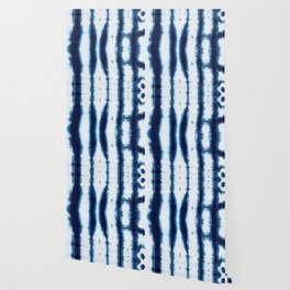 Linen Shibori Shirting Wallpaper