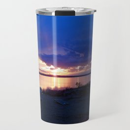 Sunset Chairs Travel Mug