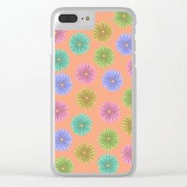 Pollen allergy #5 Clear iPhone Case