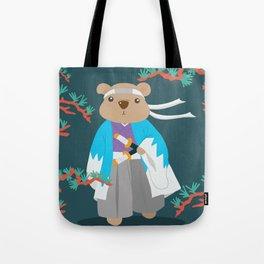 Kuma Bear - Shinsengumi Tote Bag