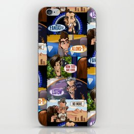 New Who iPhone Skin