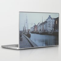 copenhagen Laptop & iPad Skins featuring Copenhagen by Gabriri