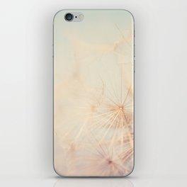 dandelion dreams .... iPhone Skin