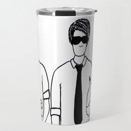 Phil & Dan Travel Mug