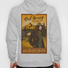 Neil Young 1973 Tour Hoody