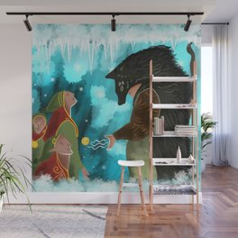 Solas Frees the Elves Wall Mural