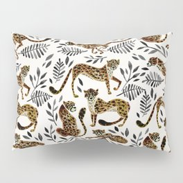 Cheetah Collection – Mocha & Black Palette Pillow Sham