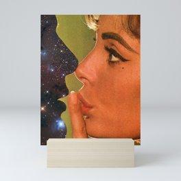 Lust In Space Mini Art Print