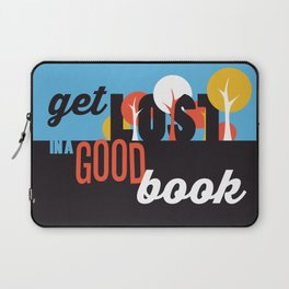 Get Lost - Just Read Laptop Sleeve