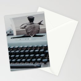 Olivetti vintage typewriter serie - 1 Stationery Cards
