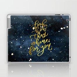 Shine for You Laptop & iPad Skin