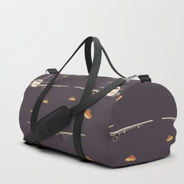 Take Off (Pattern) Duffle Bag