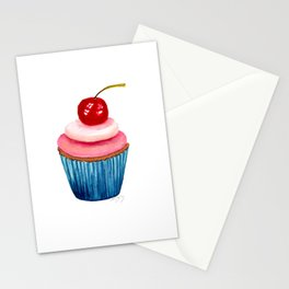 You Are My Cupcake! Stationery Cards