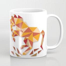 Dancing Mustang // Digital // Illustration Coffee Mug