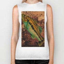 Go Fish Biker Tank