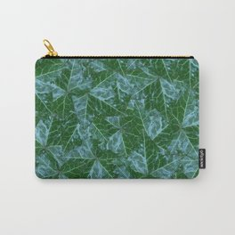 Myrtle Ming English Ivy Carry-All Pouch