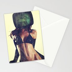 SEX ON TV LATEX by ZZGLAM Stationery Cards