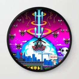 FINAL BOSS - Variant version Wall Clock