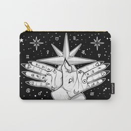 CELESTIAL PALMS Carry-All Pouch