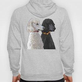Pair of Poodles Hoody