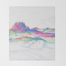 MNŁŃMT Throw Blanket