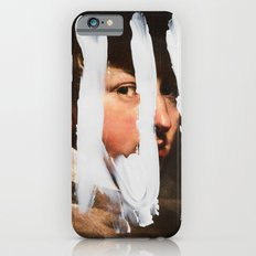 Untitled (Finger Paint 2) iPhone 6 Slim Case