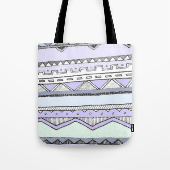 Tribal Tote Bag