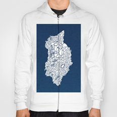 - the unknown land - Hoody