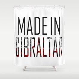 Made In Gibraltar Shower Curtain