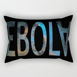 Spacey Ebola Rectangular Pillow
