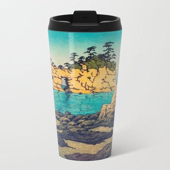 Before the Waters in Eni Metal Travel Mug