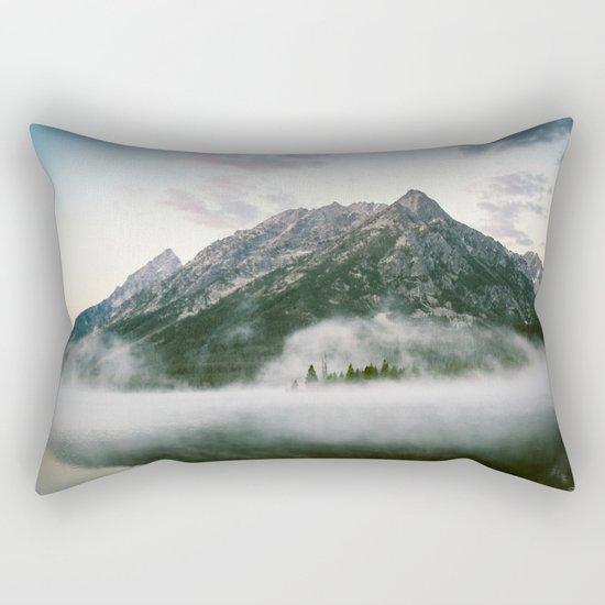 The Mist II Rectangular Pillow