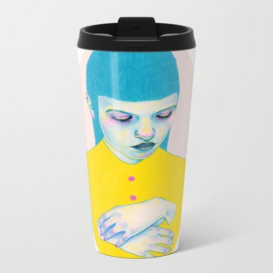 Shy Metal Travel Mug