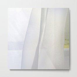 curtains 23 Metal Print