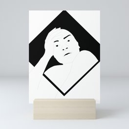 Mindstuck. Mini Art Print