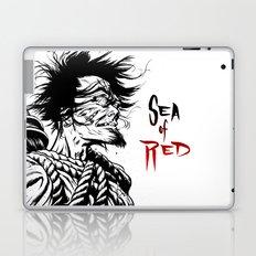 Sea of Red Laptop & iPad Skin
