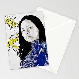 Frankie Adams Stationery Cards