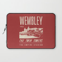 Football Grounds Laptop Sleeve