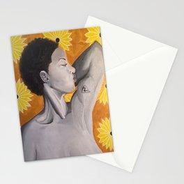 Manicure (Solar Plexus Chakra) Stationery Cards