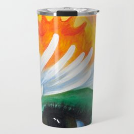 Window To The Soul Travel Mug