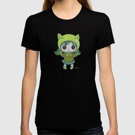 Moonkhin Iridum Olive T-shirt